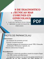 METODOS DIAGNOSTICOS EN GINECOLOGIA - FERNANDO MENDEZ Y LASCANO MORAN GRUPO 11