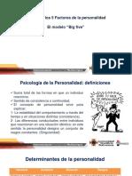 -5 factores de la personalidad