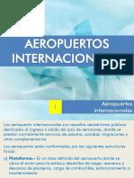 Sesión 4 - Aeropuertos Internacionales