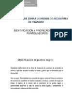 PRIORIZACIÓN DE PUNTOS NEGROS