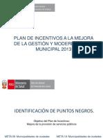 IDENTIFICACIÓN DE PUNTOS NEGROS