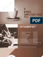 Conditional Sentence and Simple Past Tense