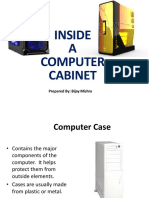 Inside a Computer Cabinet.ppt