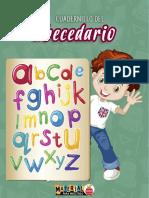 Cuadernillo del abecedario
