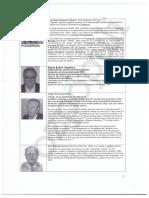 Documentos incautados en la inspección a Nervis Villalobos