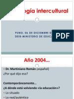 Pedagogia intercultural PUNO dic 2017.ppt