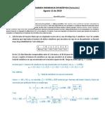 Parcial 1 - Inferencia - 2019 II (Solución).pdf