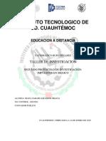 segundo protocolo de impuestos en mexico