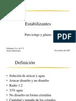 Presentación Estabilizantes para Altex, 281105