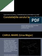 Constelatiile La Romani