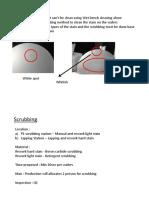 Rework Procedure