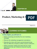 Marketing and Sales- PPT