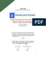 Amines Notes