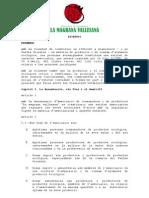 ESTATUTS La Magrana Vallesana