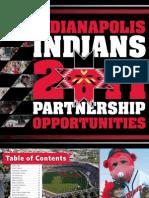 Indians Sponsor Brochure 2011