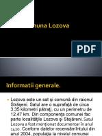 Comuna Lozova