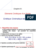 Cinetique du Solide (1)