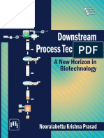 Downstream Process Technology. A New Horizon in Biotechnology