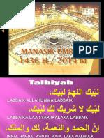 MANASIK Khusus UMROH KBIH Al-Muhsin