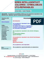 Formation Continue Polymeres Intelligents Supramoleculaires Stimulables Auto-reparables Dynameres Vitrimeres
