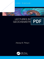 [CRC focus] Pticyn, Aleksej Borisovič - Lectures in geochemistry (2018).pdf