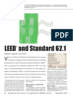 ASHRAE Journal - LEED and Standard 62.1-Taylor
