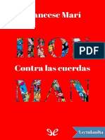 Iron Man Contra las cuerdas - Francesc Mari