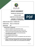 CSM Assignment (FINAL)