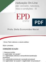 Ação- conceito, natureza, elementos e condições - III.pdf