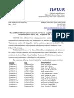 Denver District Courtroom Changes FINAL Dec 2010