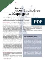 Reconnaissance de sentences étrangères en Espagne