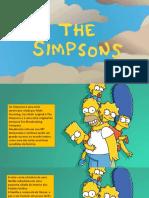 apresentação simpsons