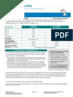 MetLife PPO Dental Summary