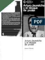 Pereyra, Jauretche y el bloque de poder