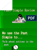 Past Simple Review