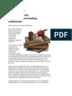 New Budget Cuts Threaten Sch Fndg Settlemts-Stateline TOP STORY