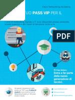 CISCO Networking Academy - Ottieni il tuo passaporto per il successo