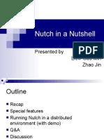 Nutch in Nutshell