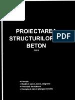 Proiectarea Structurilor Din B a Dupa SR en 1992 1