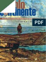 Pueblo Continente 18(1) 2007
