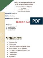 Béton léger-1