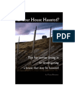 Is Your House Haunted Digital