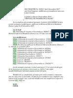 OUG 90 2017 - Unele Măsuri Fiscal-bugetare, Modificarea Și Completarea Unor Acte Normative Și Prorogarea Unor Termene