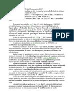 Decizia ANSDCP 105 2007 - Biroul de Credit