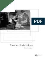 Eric Csapo - Theories of Mythology