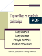 appareillage en neurologie peripherique ( radiale , median et ulnaire ) (2).pdf