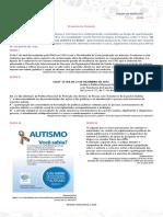 tema - redação - inclusão do autismo