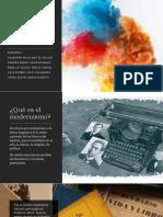 modernismo y vanguardismo GALILEA.pptx