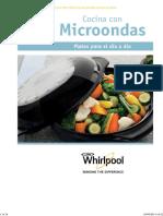 Recetas para el día a día con microondas
