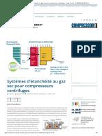 Systèmes d'étanchéité au gaz sec pour compresseurs centrifuges - Page 3 sur 5 - COMPRESSORTECH²